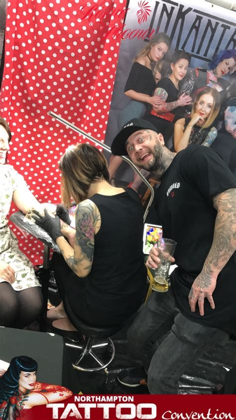 tattoo convention 2017 uk northton tattoo convention 2017 rising phoenix tattoo