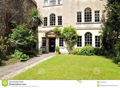 Free Architectural House Plans luxury london town house and garden stock photo image