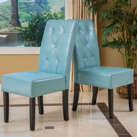 alexander teal bonded leather dining 17 best images about tables n chairs on pinterest