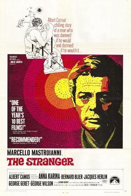 camus lo straniero the stranger 1967 filmaffinity