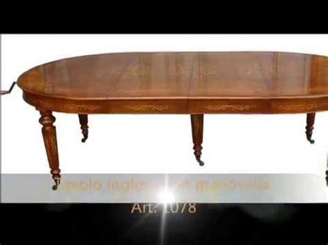 tavoli antichi inglesi tavolo tavoli ovali intarsiati in stile inglese con