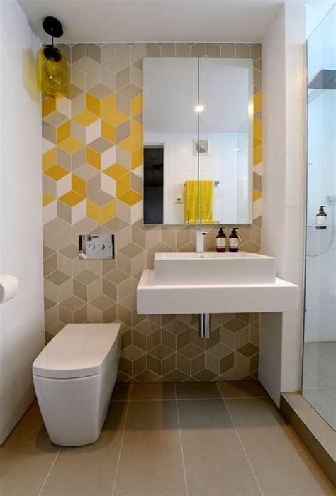 Easy Decorating Ideas For Bathroom 28 Gorgeous Modern Geometric D 233 Cor Ideas For Bathrooms