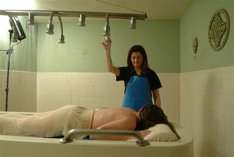 Vichy Shower by Photo Gallery Coventina Day Spa