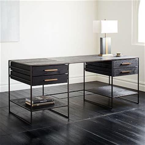 elm office desk home office furniture desks chairs and shelves elm