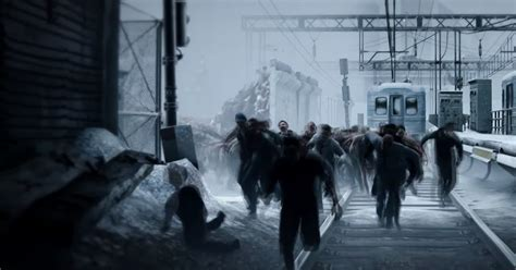 'World War Z' Game Coming From Saber Interactive   Rolling