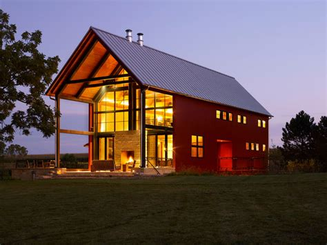 Tin Shed House Design by Thistle Hill Farm