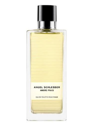 Parfum Schlesser ambre frais femme schlesser perfume a fragrance for 2009