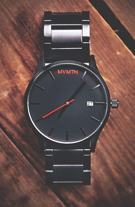 Black Gray Bouverie 40 Mm Watches mvmt watches 187 gadget flow