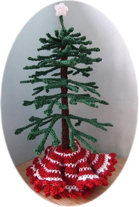 christmas tree pattern back miniature christmas tree crochet pattern by frances powell