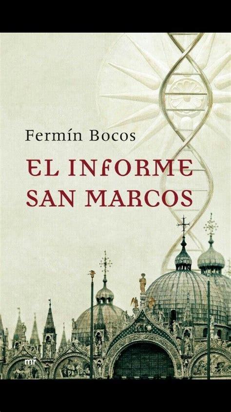 dime quin soy spanish el informe san marcos books libros llibres books