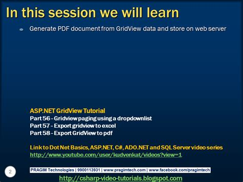 tutorial on web services in c sql server net and c video tutorial part 59 generate