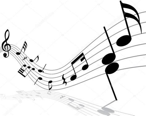 imagenes vintage de notas musicales cosas de notas musicales vector de stock 169 angelp 3661093