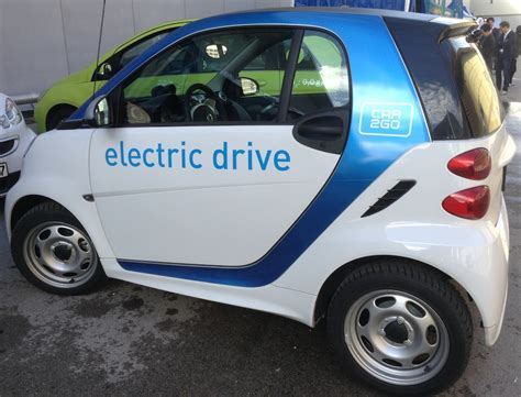 electric smart car cost review smart electric drive cleantechnica