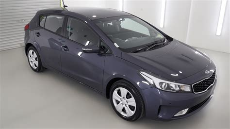 kia cerato s kia cerato s hatch planet blue 6 speed auto k721183