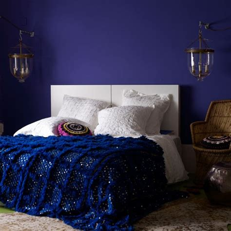 cobalt blue bedroom if possible this is the color blue i d love to have in