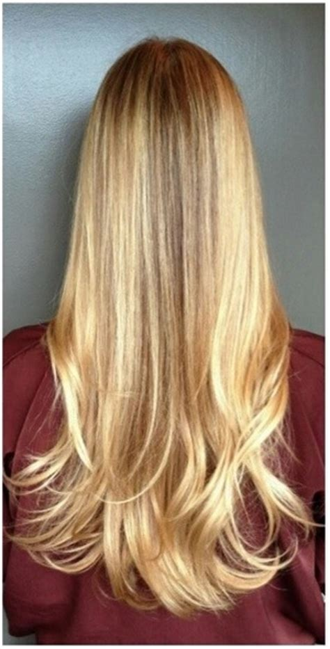 honey blonde with highlights and lowlights honey blonde with golden highlights hair color pinterest