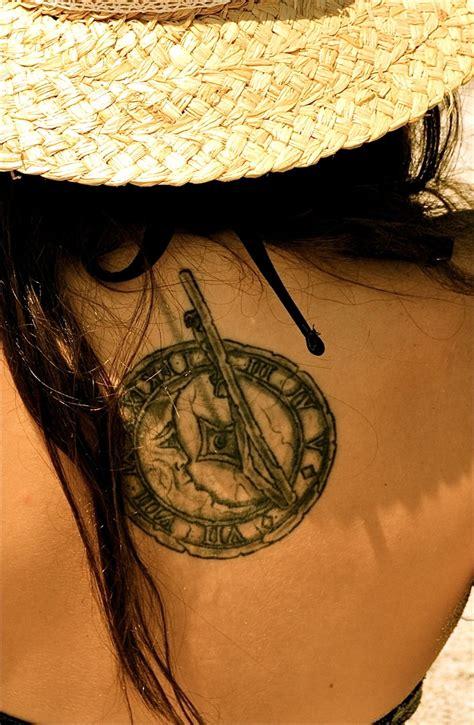 ornate tattoos best 25 sundial ideas on clockwork