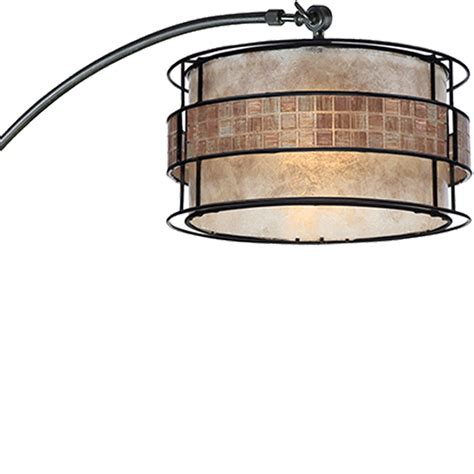 copper arc floor l elstead quoizel laguna flush ceiling light renaissance