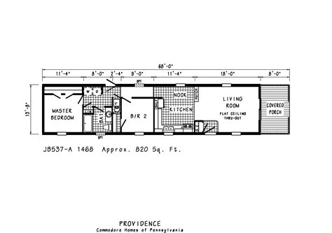Floor Plans For Mobile Homes Single Wide by Single Wide Mobile Home Floor Plans 16x80 Single Wide