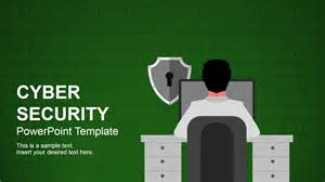 Information Security Powerpoint Template by Cyber Security Powerpoint Template Slidemodel