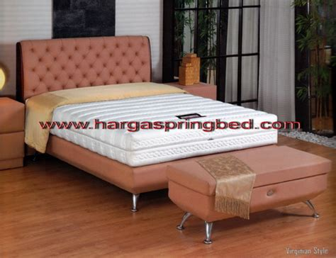 Guhdo Kasur Springbed Posture Care Style Set 160x200 produk baru guhdo springbed