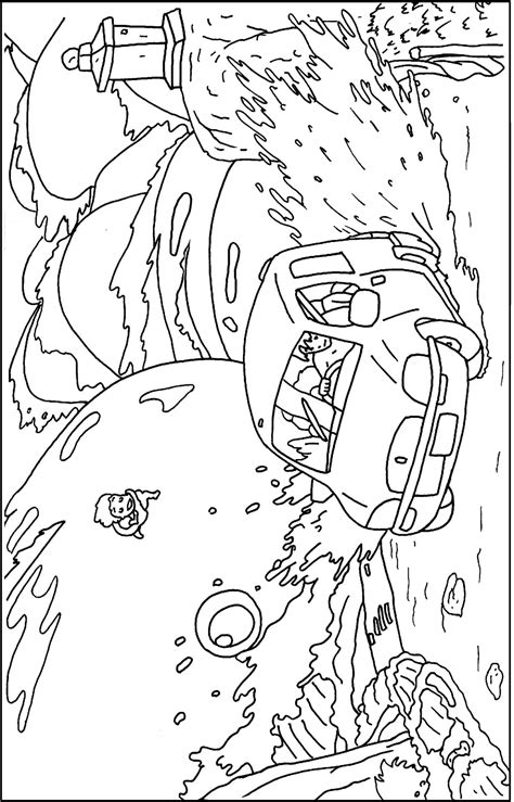 coloring pages ponyo color by ponyo coloring pages