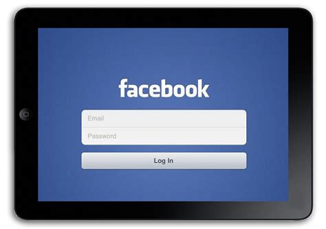 mobile fb log in sign up app log in kikguru