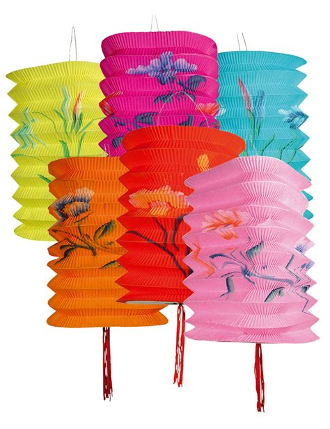 How To Decorate Chinese Lanterns Set Of 12 Chinese Paper Lanterns Decorations And Fancy