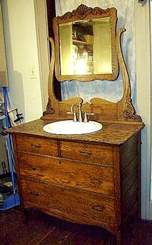 bathroom vanities from old furniture antique bathroom vanities on pinterest small bathroom vanities bathroom faucets and