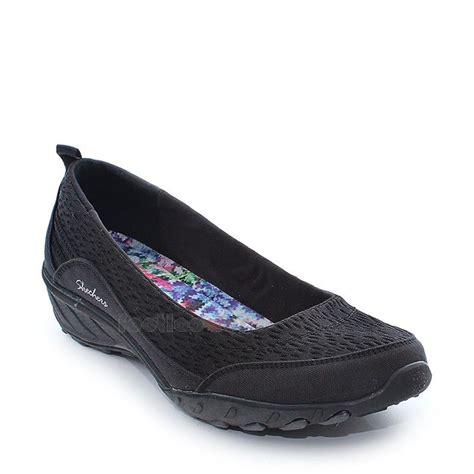 skechers black sneakers shoes skechers relaxed fit savvy winsome sneakers 22921
