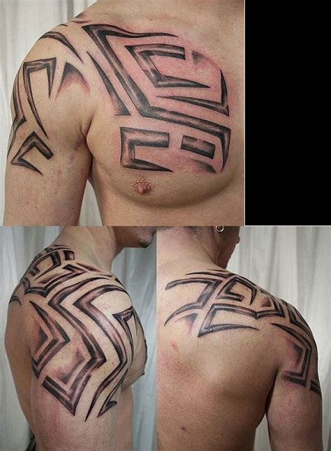 style tribal tattoos for new