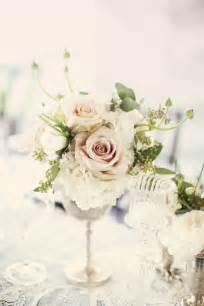 Elegant wedding table centerpieces the wedding