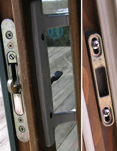 How To Open A Locked Patio Door by Sliding Patio Door Lock Swisco