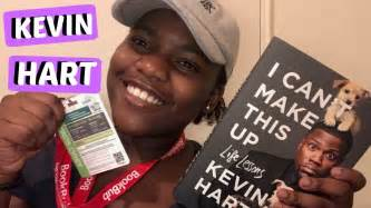 kevin hart nyc kevin hart nyc book tour m g experience youtube