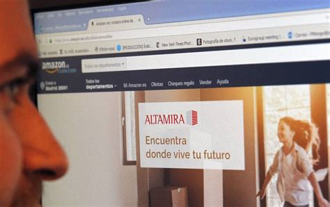 altamira cierra  contrato publicitario  amazon