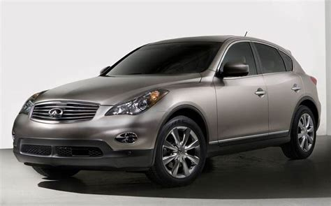 how does cars work 2008 infiniti ex parking system 2008 infiniti ex35 crossover suv to debut at pebble beach concours d elegance auto news