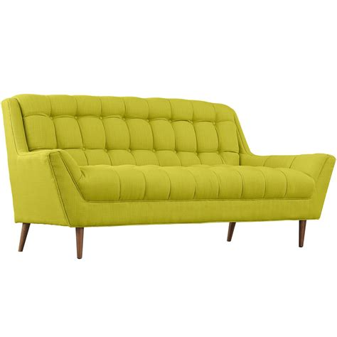 upholstered loveseats response contemporary button tufted upholstered loveseat