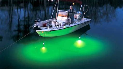 crappie lights for night fishing submersible fishing lights