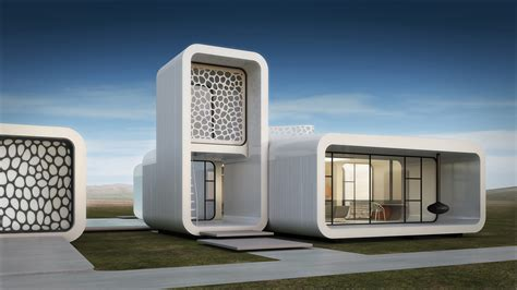3d house building dubai to build world s first 3d printed office