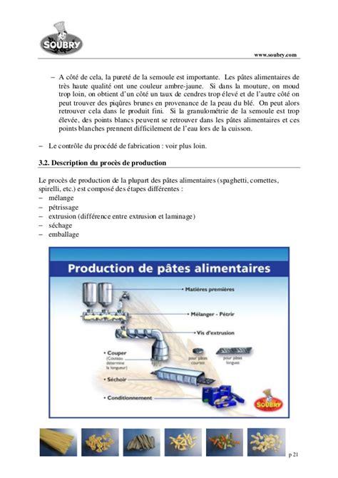 diagramme de fabrication des pates alimentaires pdf pates alimentaires