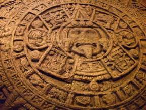 Calendario Azteca Y Fotos Ciclos De Creaci 211 N Y Destrucci 211 N Mundo Historia