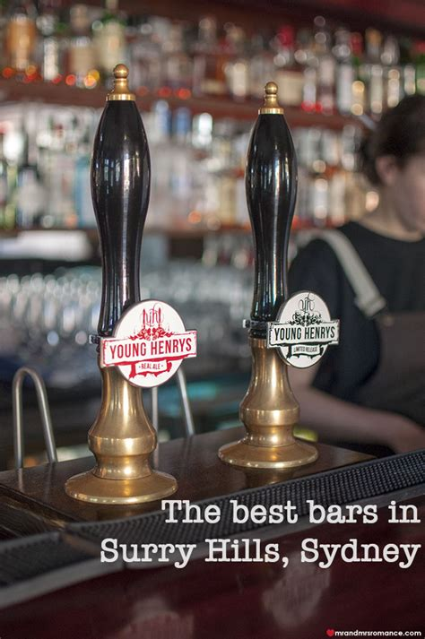 top 5 bar drinks where to drink in sydney our top 5 surry hills bars mr and mrs romancemr and mrs