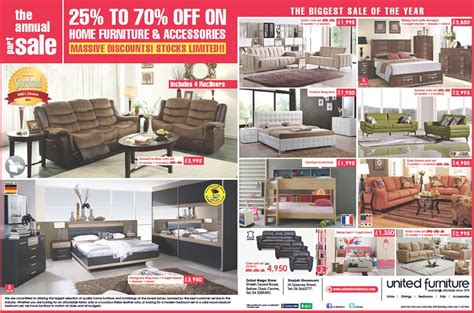 united furniture uae sale offers locations store info