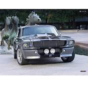 1967 Ford Mustang GT 500 Eleanor  Muscle Cars Zone
