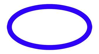 oval oval outline i m lost