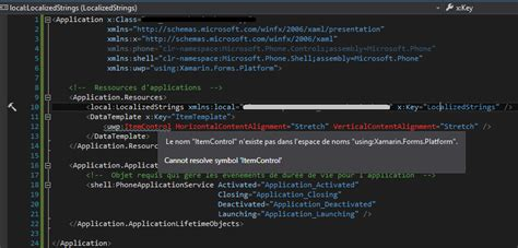 xamarin tutorial for windows phone xamarin forms carouselview and windows phone