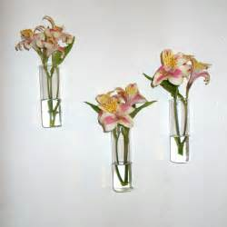 Glass Wall Vase Glass Wall Vases