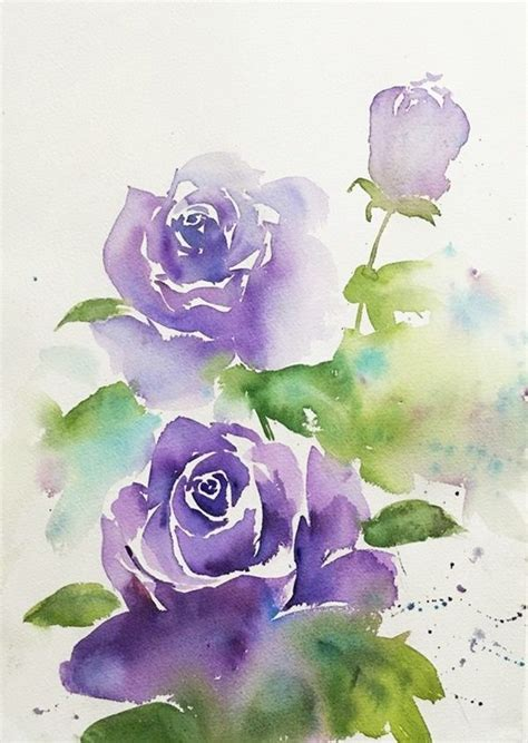 realistic  easy watercolor painting ideas  haven