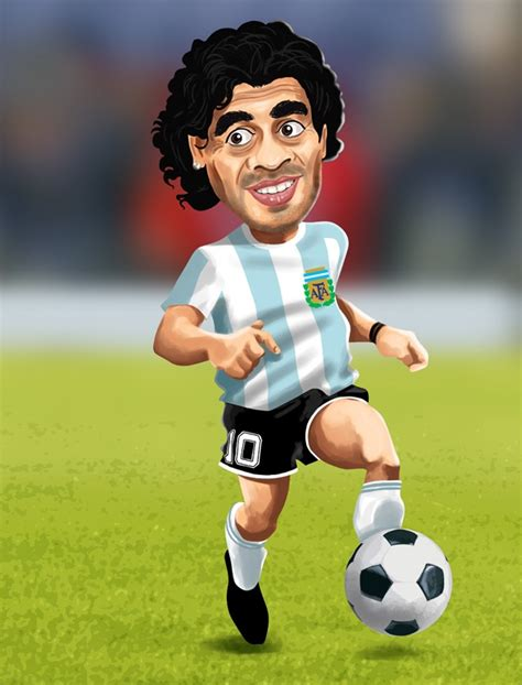 Kaos Maradona And Messi Football Artwork 39 best images about caricaturas f 250 tbol on
