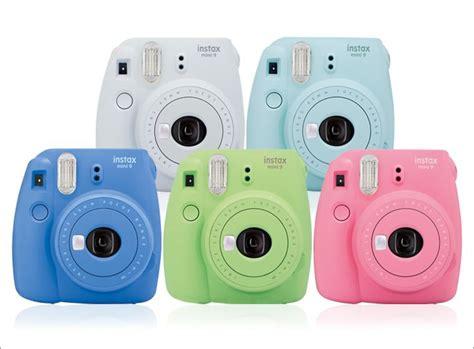 Kamera Polaroid Fujifilm fujifilm instax mini 9 die hei 223 ersehnte neue polaroid kamera fujifilm knallige farben